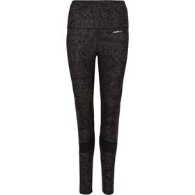O'Neill Active Printed Leggings Women grey aop w/black